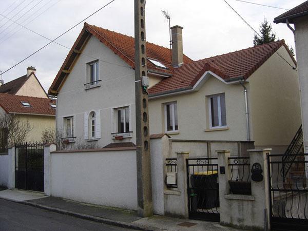 Entreprise ravalement agrandissement maison pose for Agrandissement maison 28