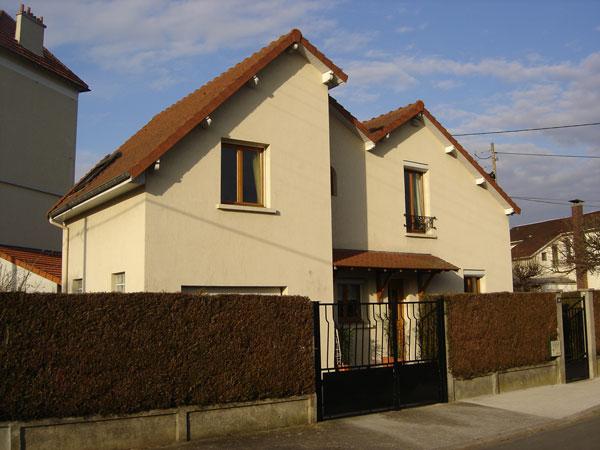 Entreprise ravalement agrandissement maison pose for Agrandissement maison 37
